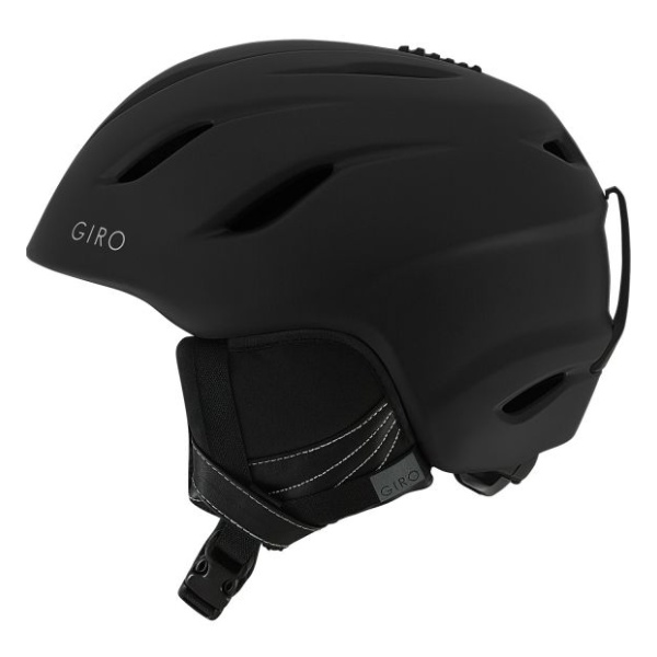 Горнолыжный шлем Giro Giro Era женский черный M(55.5/59CM) шлем tech team plasma 550 m blue white