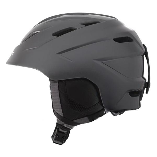Горнолыжный шлем Giro Giro Nine. 10 серый L(59/62.5CM) велосипедний шлем giro 16 reverb mtb матовый титан синий размер l gi7067246