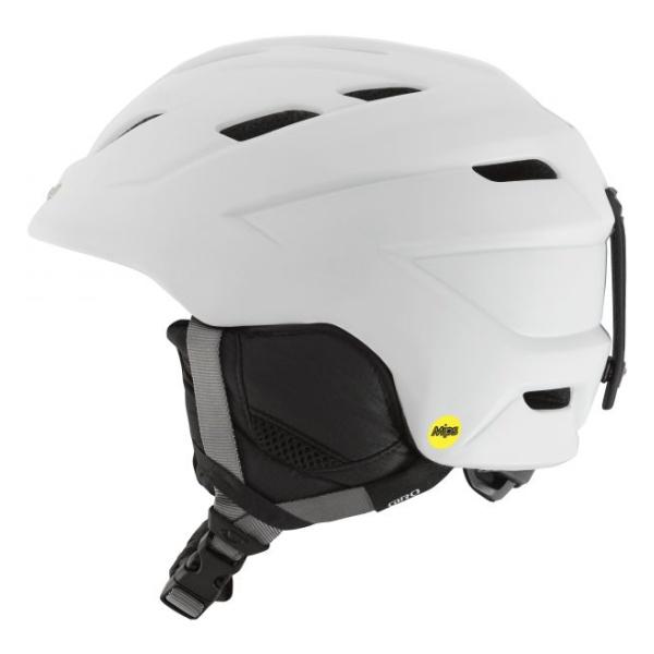 Горнолыжный шлем Giro Giro Nine. 10 белый M(55.5/59CM) велотренажер kettler giro s1 7689 150
