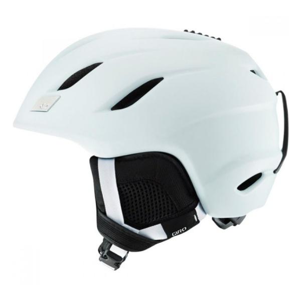 Горнолыжный шлем Giro Giro Nine. 10 белый M(55.5/59CM) горнолыжный шлем giro giro bevel белый m 55 5 59cm