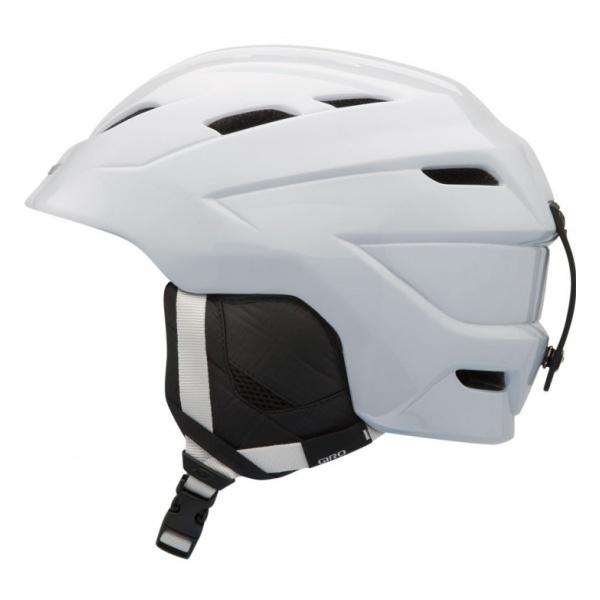 Горнолыжный Giro шлем Giro Nine. 10 белый S(52/55.5CM) контейнер для хранения idea прямоугольный цвет салатовый прозрачный 8 5 л