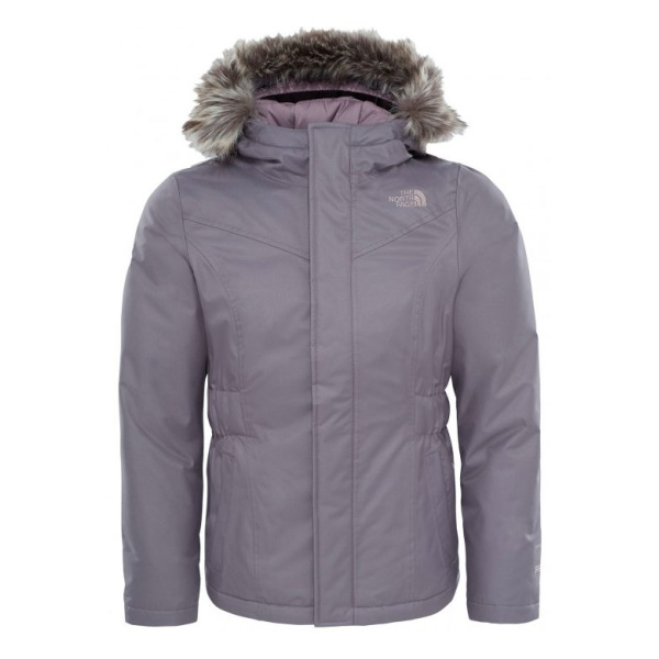 Куртка The North Face The North Face Greenlan Down Parka для девочек the north face orcadas parka
