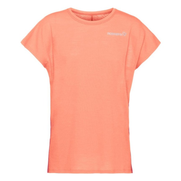 Футболка Norrona Norrona Bitihorn Wool T-Shirt женская футболка norrona norrona fjora equaliser lightweight long sleeve