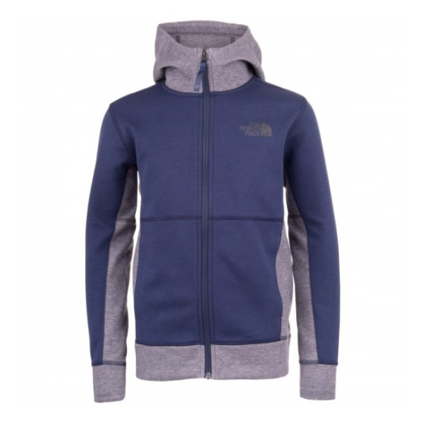 где купить Куртка The North Face The North Face B Slacker Hoodie детская по лучшей цене