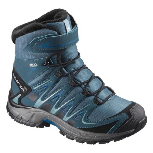 Ботинки Salomon Salomon XA PRO 3D Winter TS CSWP J детские ботинки salomon salomon shoes hime mid ltr cswp женские