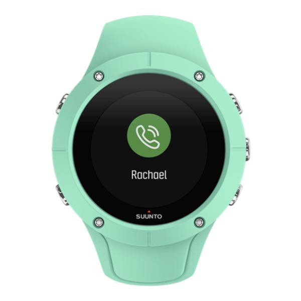 Часы Suunto Suunto Spartan Trainer Wrist HR Okean светло-зеленый умные часы suunto spartan sport wrist hr copper