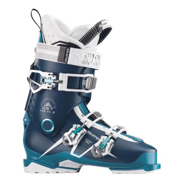 Фото - Горнолыжные ботинки Salomon Salomon QST PRO 90 W женские горнолыжные ботинки salomon salomon qst pro 120 tr