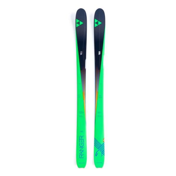 Горные лыжи Fischer Fischer Ranger 98 TI (17/18) пластиковые лыжи без насечки цст 180