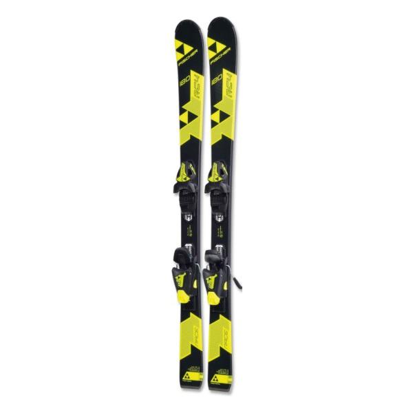 Горные лыжи Fischer Fischer RC4 Race JR. SLR 2 детские (17/18)