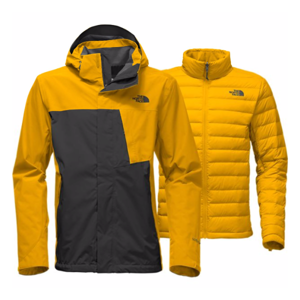 Купить Куртка The North Face Mountain Light Triclimate