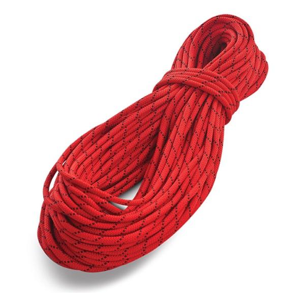 Веревка полустатическая Tendon Tendon Static 12 мм красный