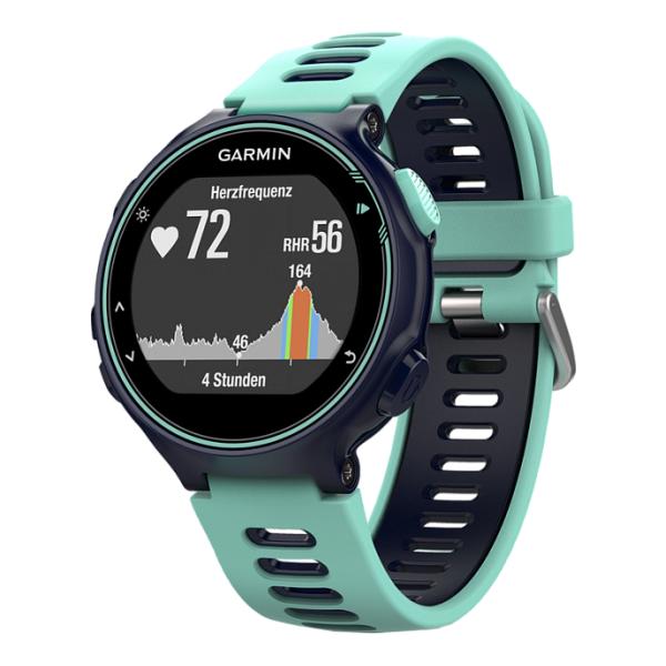 Часы Garmin Garmin Forerunner 735XT темно-синий
