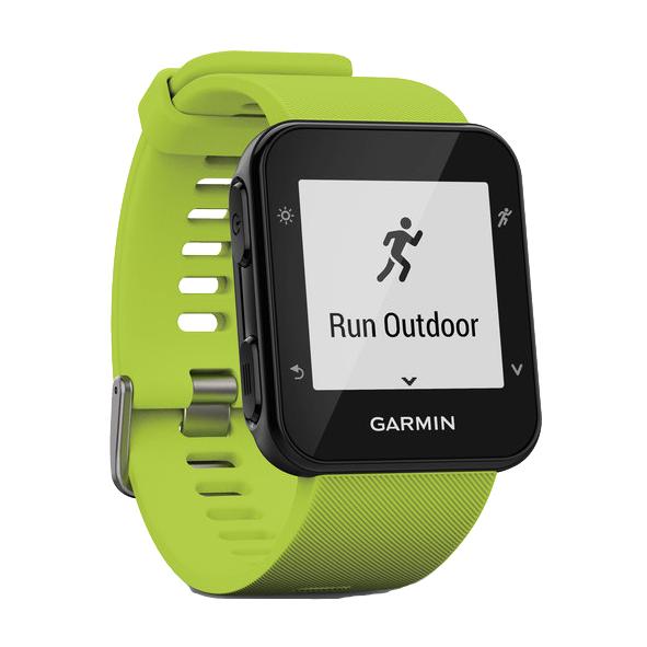 Часы Garmin Garmin Forerunner 35 светло-зеленый
