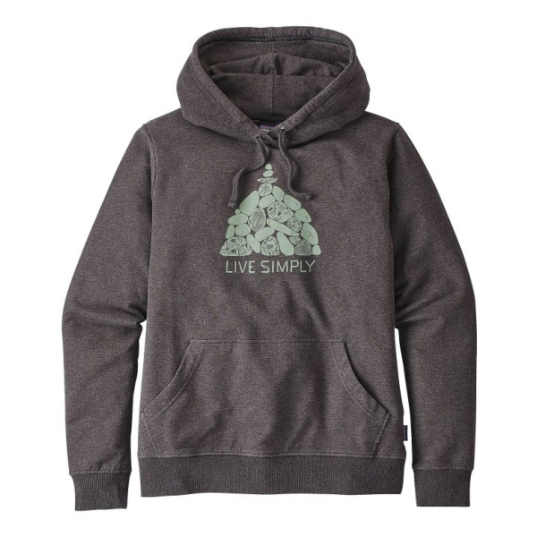 Толстовка Patagonia Patagonia Live Simply Summit Stones MW Hoody женская цена