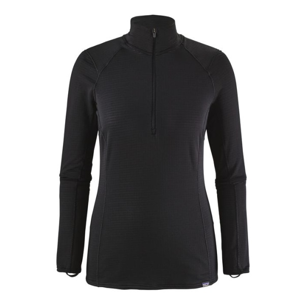 Купить Футболка Patagonia Capilene Thermal Weight Zip Neck женская