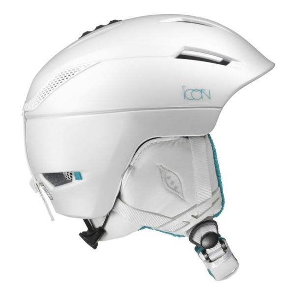 Горнолыжный шлем Salomon Salomon Icon 2 белый M(56/59CM)