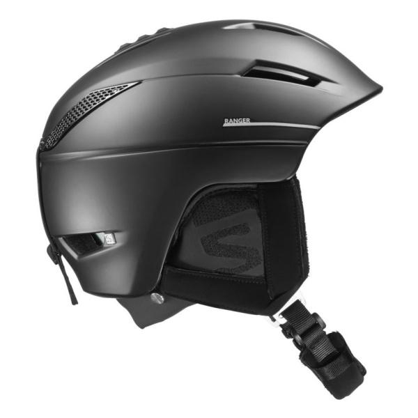 Горнолыжный шлем Salomon Salomon Ranger 2 C.Air черный XL(62/64CM)