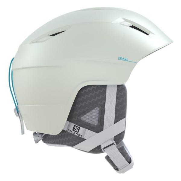 Горнолыжный шлем Salomon Salomon Pearl 2+ белый M(56/59CM)