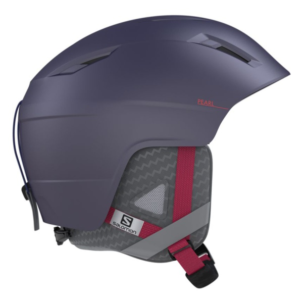 Горнолыжный шлем Salomon Salomon Pearl 2+ темно-синий S(53/56CM)