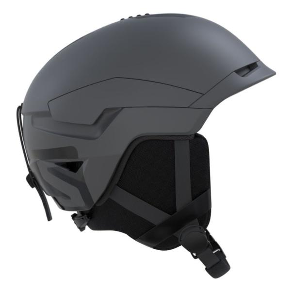 Горнолыжный шлем Salomon Salomon Quest Access серый L(59/62CM)