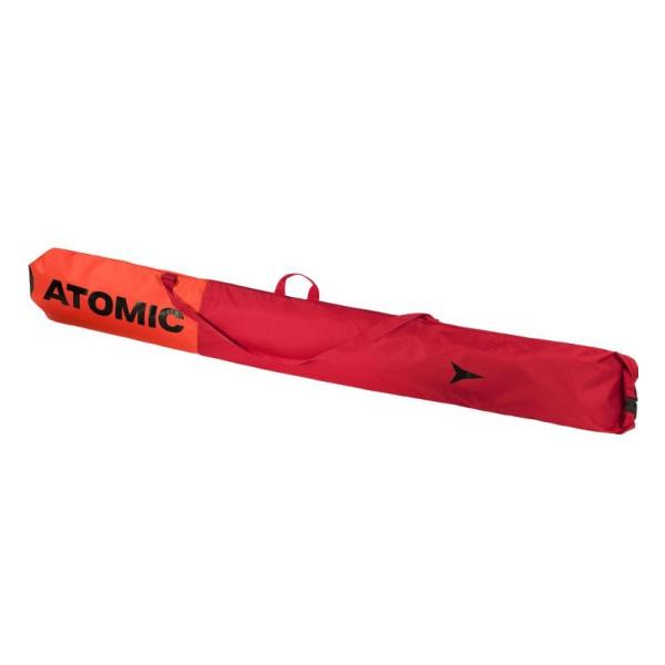 Чехол для лыж Atomic Atomic Ski Sleeve красный 210 atomic чехол для горных лыж atomic