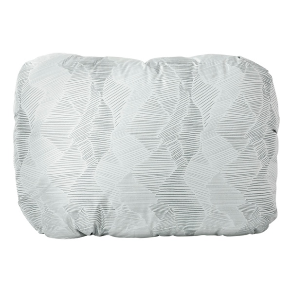 Подушка Therm-A-Rest Therm-a-Rest Down Pillow LG серый LARGE подушка therm a rest down pillow синий regular