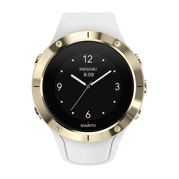 Часы Suunto Suunto Spartan Trainer Wrist HR белый умные часы suunto spartan sport wrist hr copper