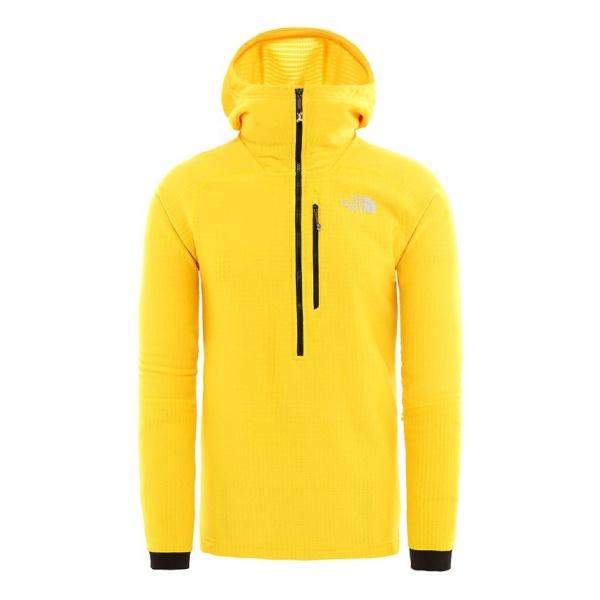 Куртка The North Face The North Face Summit L2 Fuseform Fleece 1/2 Zip Hoodie drawstring zip up fleece hoodie