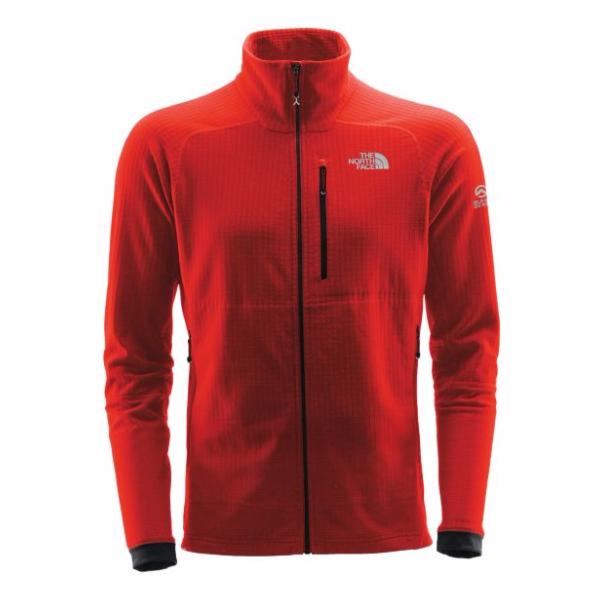 Куртка The North Face The North Face Summit L2 Fuseform Fleece Full Zip цена и фото