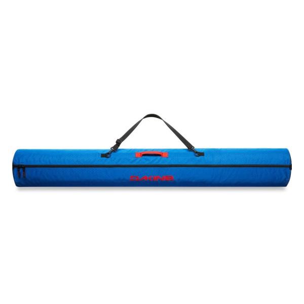 Чехол для горных лыж DAKINE Dakine DK Ski Sleeve синий 175 чехол для сноуборда dakine freestyle цвет черный белый 30 х 16 х 157 см