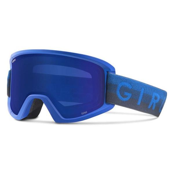 Горнолыжная маска Giro Giro Semi синий MEDIUM диски изготовленные гравитационным литьем под давлением оборудование