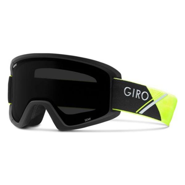 купить Горнолыжная маска Giro Giro Semi желтый ADULT по цене 4620 рублей