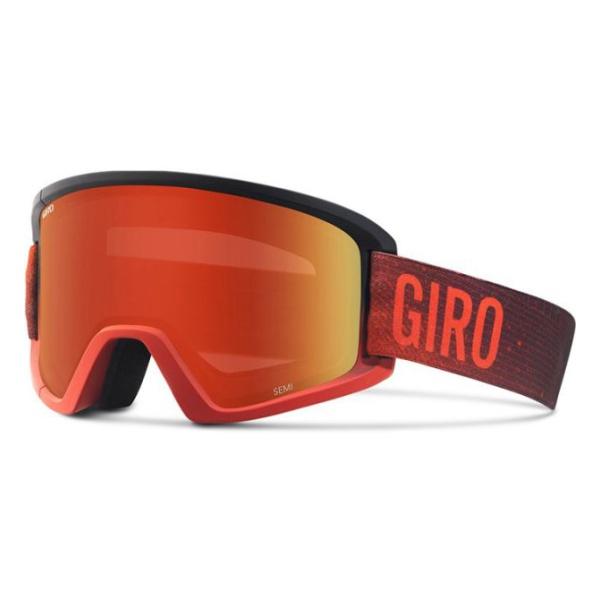 Горнолыжная маска Giro Giro Semi темно-красный MEDIUM диски изготовленные гравитационным литьем под давлением оборудование