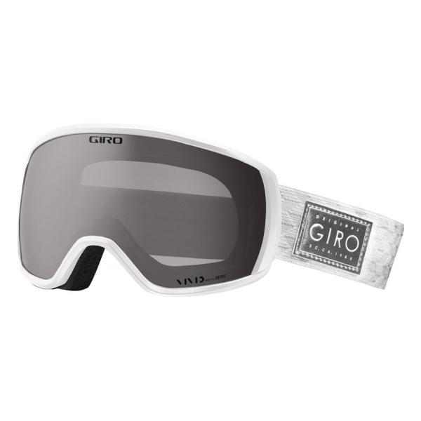 купить Горнолыжная маска Giro Giro Facet белый MEDIUM по цене 6120 рублей