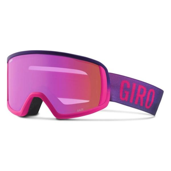 Горнолыжная маска Giro Giro Gaze женская розовый MEDIUM