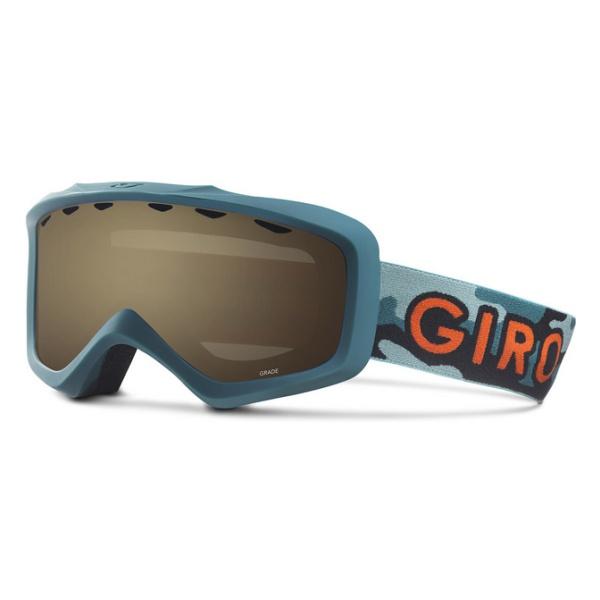 Горнолыжная маска Giro Giro Grade темно-голубой MEDIUM горнолыжная маска giro giro scan темно красный medium