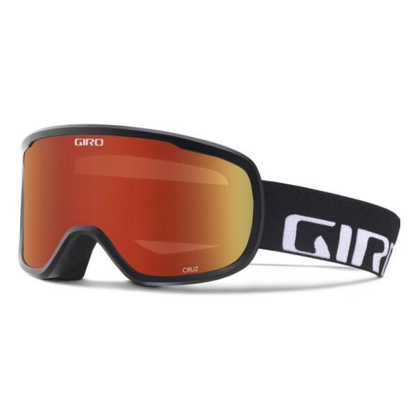 Горнолыжная маска Giro Giro Cruz черный ADULT велотренажер kettler giro s1 7689 150