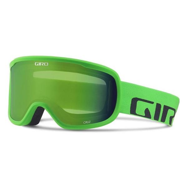 Горнолыжная Giro маска Giro Cruz зеленый ADULT
