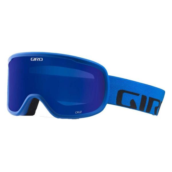 Горнолыжная маска Giro Giro Cruz синий ADULT все цены