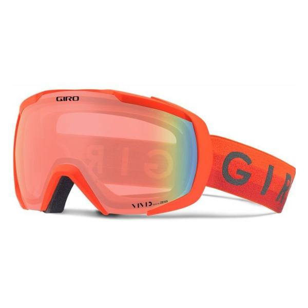 Горнолыжная маска Giro Giro Onset темно-оранжевый LARGE велотренажер kettler giro s1 7689 150