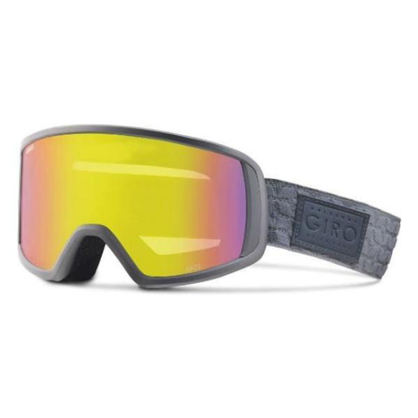 Горнолыжная маска Giro Giro Gaze женская темно-серый MEDIUM велотренажер kettler giro s1 7689 150
