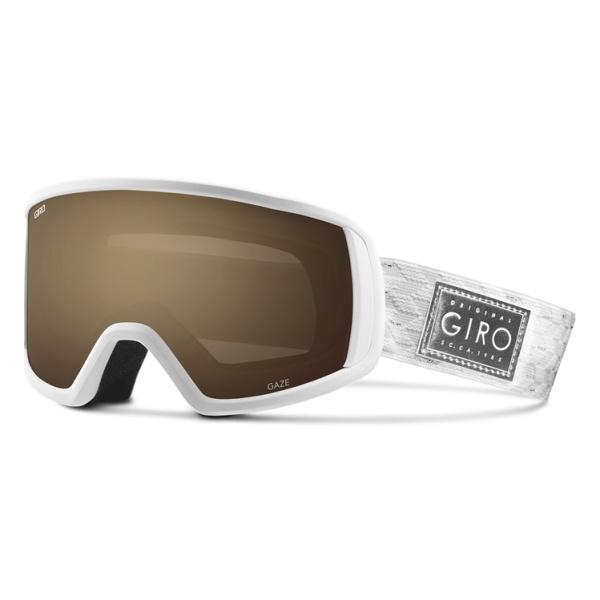 Горнолыжная маска Giro Giro Gaze белый WOMENS горнолыжная маска giro giro gaze женская темно серый medium