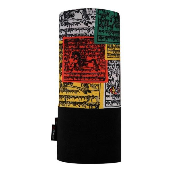 Бандана 4FUN 4FUN Polartec Tibetian Flag черный ONE* бандана 4fun 4fun polartec deer red