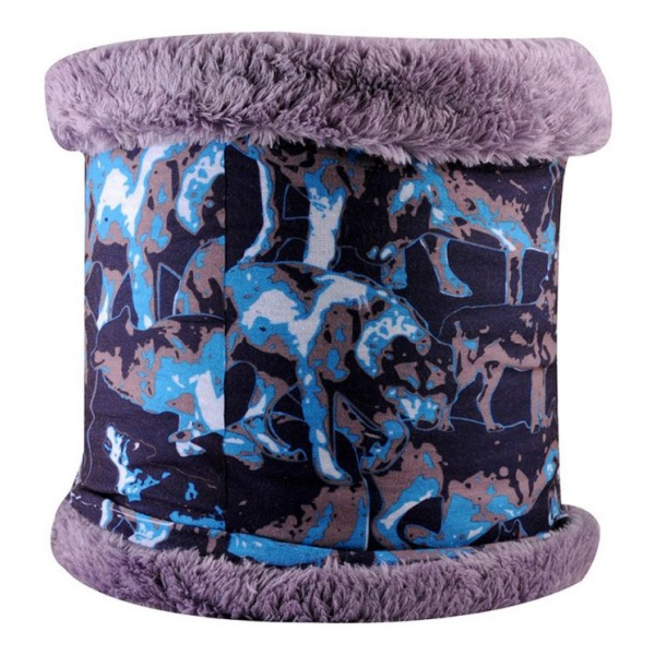 Купить Бандана 4FUN Thermal Pro Wolf Blue
