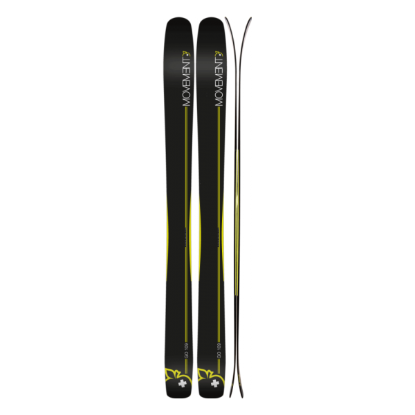 Горные лыжи Movement Skis Movement Go 109 (17/18) горные лыжи movement skis movement go fast ski 15 16