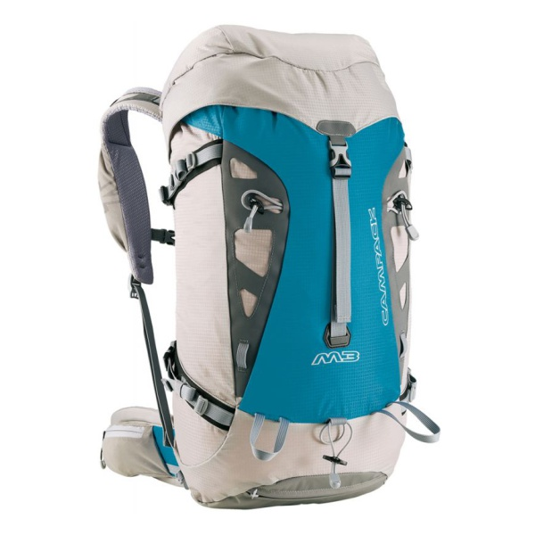 Рюкзак CAMP Camp M3 голубой рюкзак oregon camp mountain meadow blue