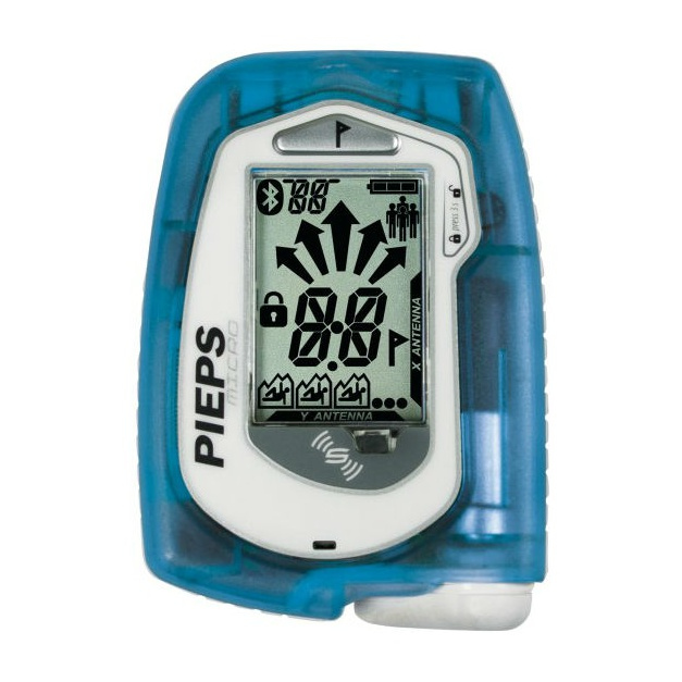 Датчик лавинный PIEPS Pieps Micro Blue синий насос для воды aquario ac 154 130hw
