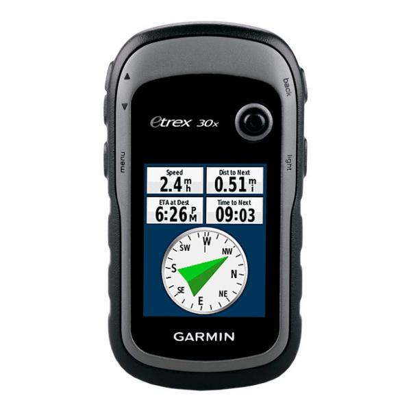 Купить Навигатор навигационный Garmin Etrex 30x GPS Glonass Russia
