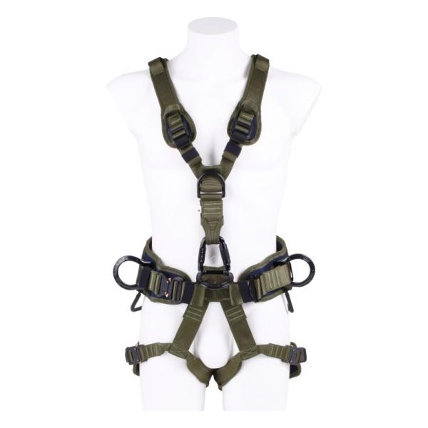 Привязь Edelweiss Edelweiss Hercules Tactical хаки M/L