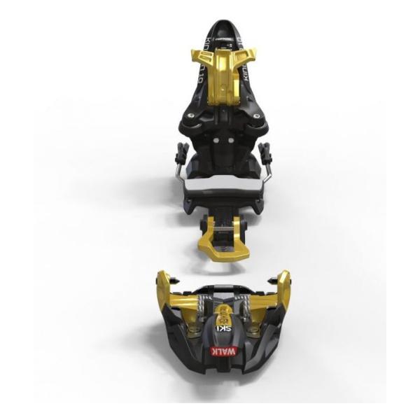 Купить Горнолыжные крепления Marker King Pin 10 75-100mm B/G